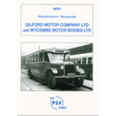 MM5 Gilford Motor Company Ltd and Wycombe Motor Bodies Ltd