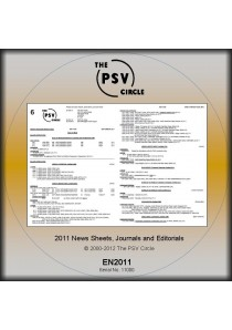 EN2011 2011 News Sheet CD-Rom