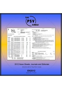 EN2012 2012 News Sheet CD-Rom