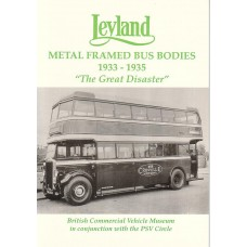 VA1 Leyland Metal Framed Bodies 1933-1935
