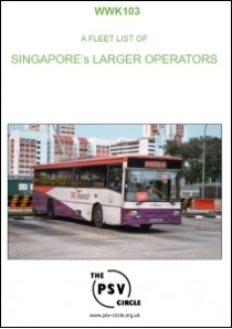 WWK103 Current Fleets of Singapore's Larger Operators