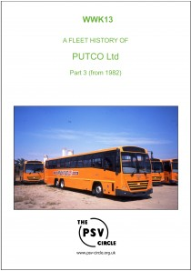 WWK13 Putco Ltd. Part 3 (From 1982)